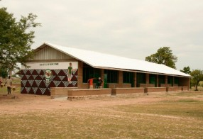School for agriculture in Sirigu, Ghana