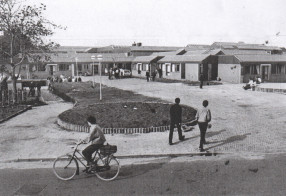 History Thesis about the 'rooie school' in Uden